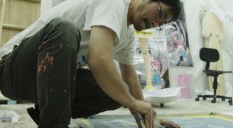 Inside the Violent Mind of Otaku Artist Mr.