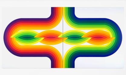 Artist:Julio LE PARC, Exhibition: Color and Colors