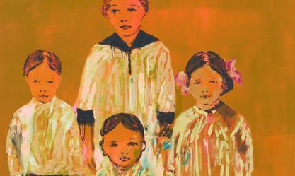 Artist:Claire TABOURET, Exhibition: SIBLINGS