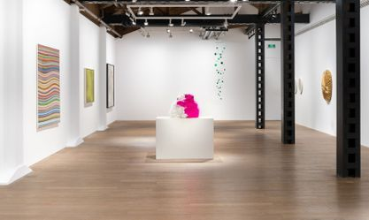 Artist:JR, Exhibition: Wonderland