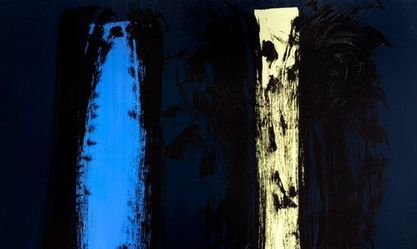 Artist:Hans HARTUNG, Exhibition: Hartung 80
