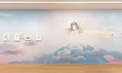 Artist:Chiho AOSHIMA, Exhibition: Our Tears Shall Fly Off into Outer Space