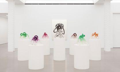 Artist:Jean-Michel OTHONIEL, Exhibition: Wild Rosebuds
