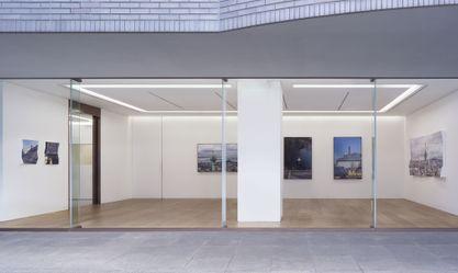Artist:JR, Exhibition: Contretemps
