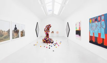 Artist:PAULINE BOUDRY & RENATE LORENZ, Exhibition: RESTONS UNIS : GRANDS SOIRS ET PETITS MATINS