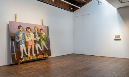 Artist:CHEN Ke, Exhibition: Bauhaus Gal / Room