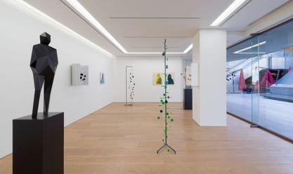 Artist:Xavier VEILHAN, Exhibition: CHEMIN VERT