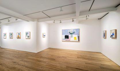 Artist:Jean-Philippe DELHOMME, Exhibition: Flowers for books