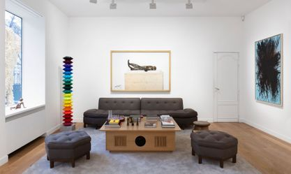 Artist:Iván ARGOTE, Exhibition: Perrotin Matignon