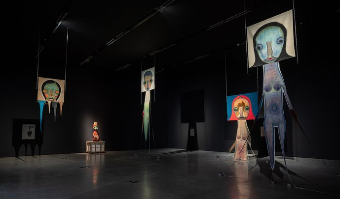 Exhibition from the Red Brick Art Museum Collection