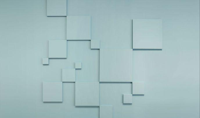Artist:Claude RUTAULT, Exhibition: de-finition/method