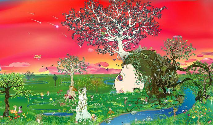 Artist:, Exhibition: Wildflower