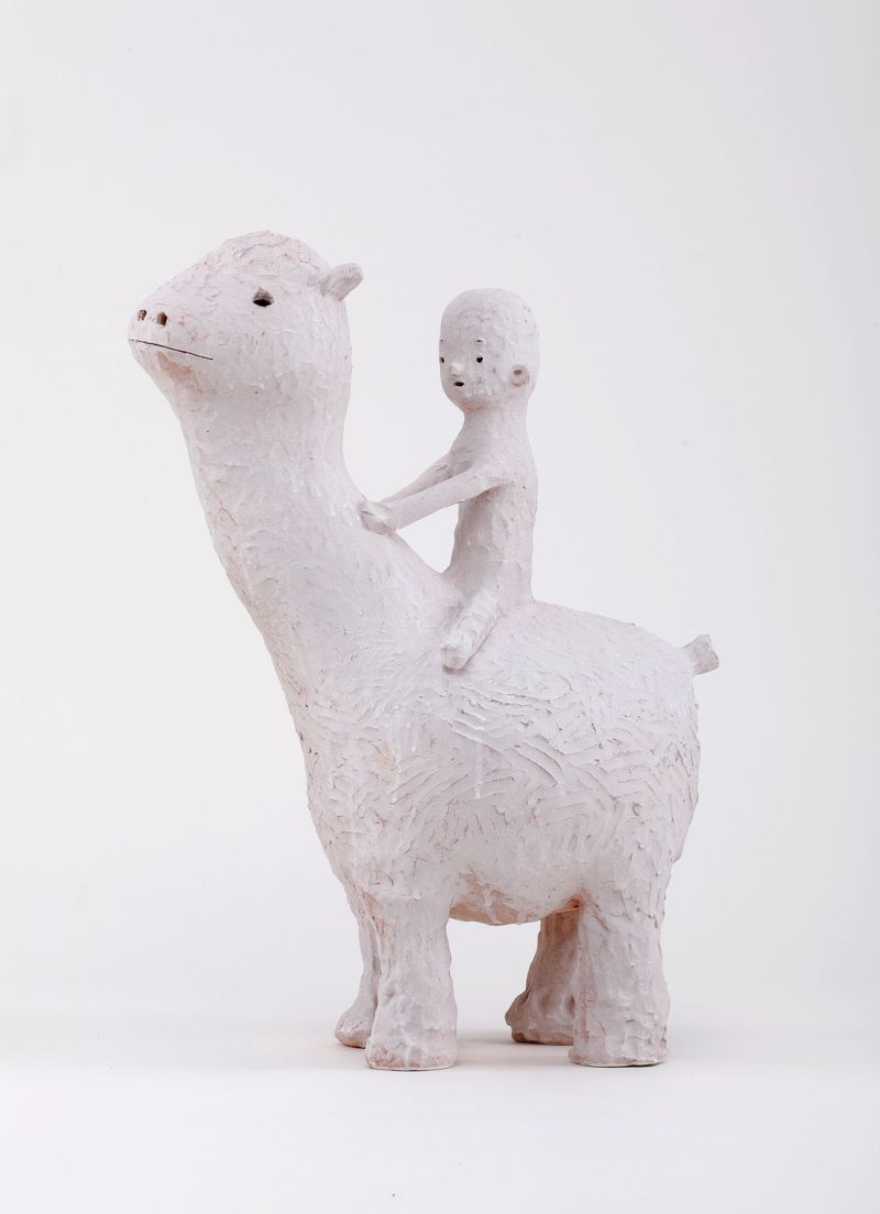 _otani_workshop_Equestrian Statue