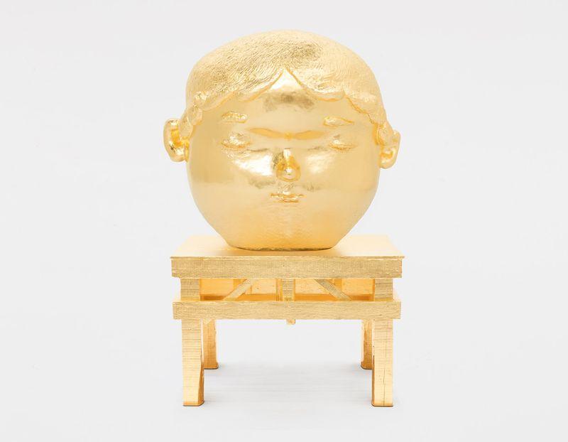 _otani_workshop_Golden Child (gold)