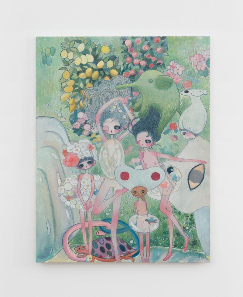 Aya_Takano_Princesses of the Jelly Civilization