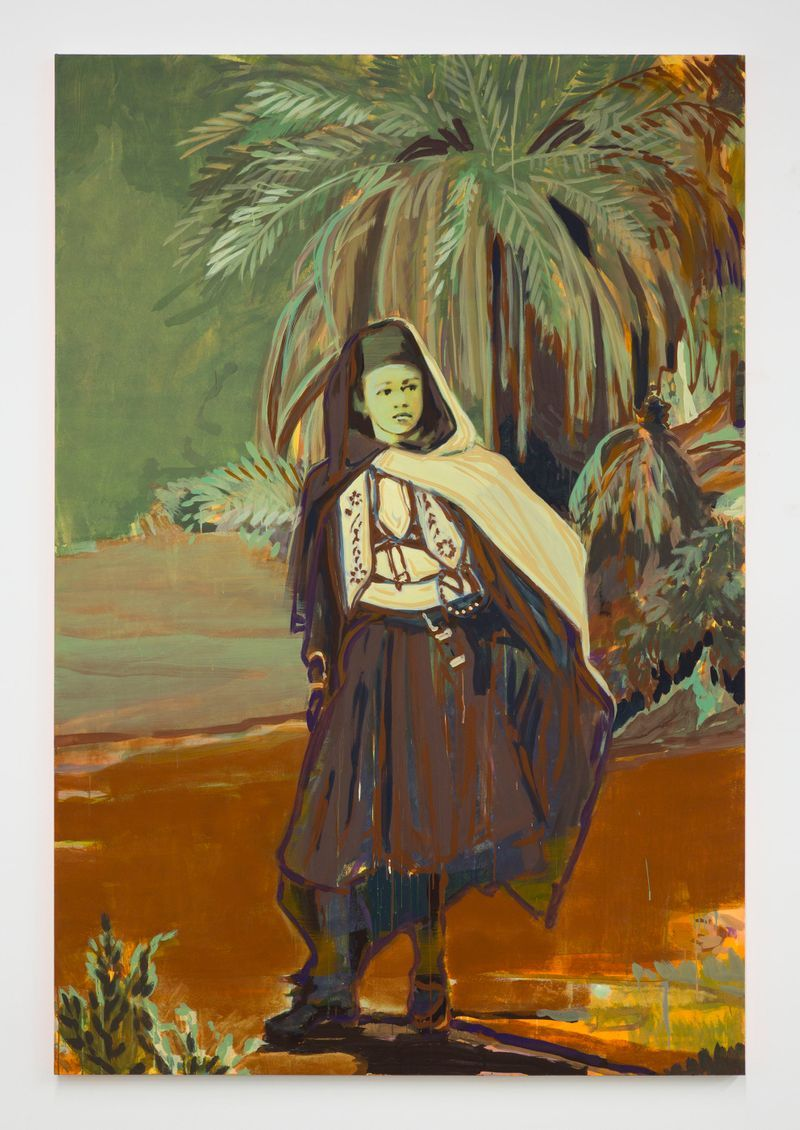 claire_tabouret_The Wanderer (ochre red)