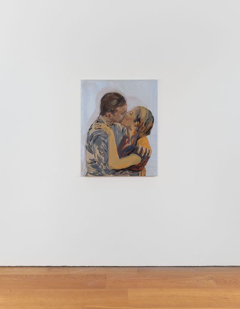 claire_tabouret_The Kiss (blue and red)_claire_tabouret-47264_93233