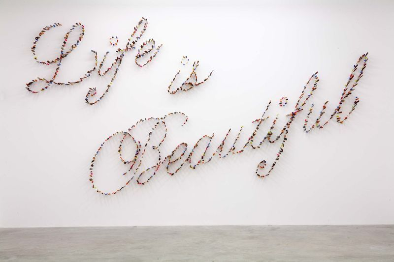 Farhad_Moshiri_Life is beautiful