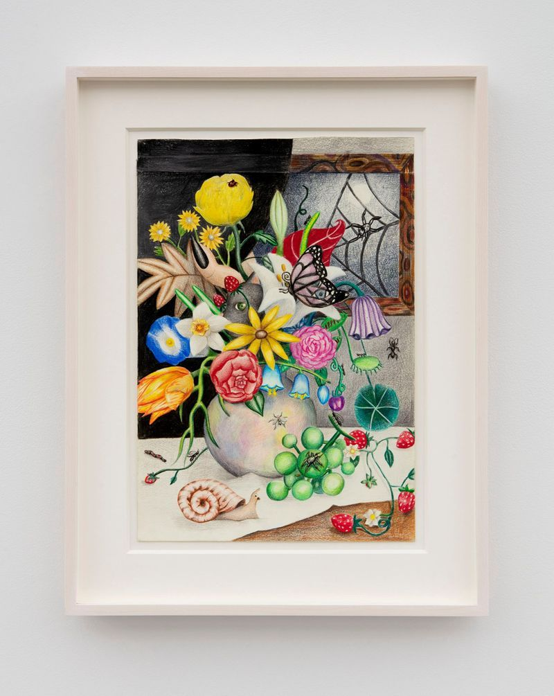 gahee_park_Still Life with Living Things