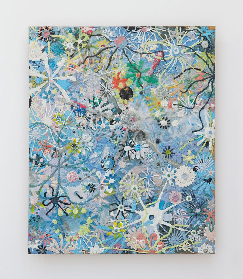 Gelitin_Flower Painting