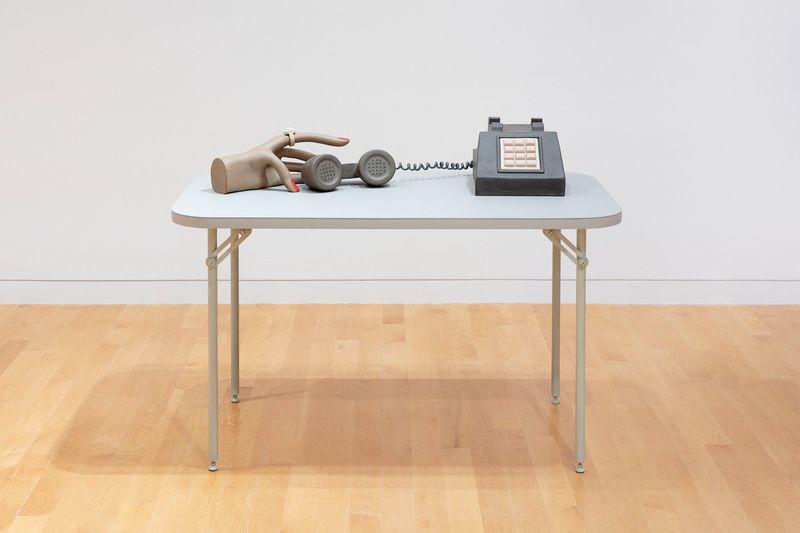 Installation View, Aldrich Contemporary, 2020
