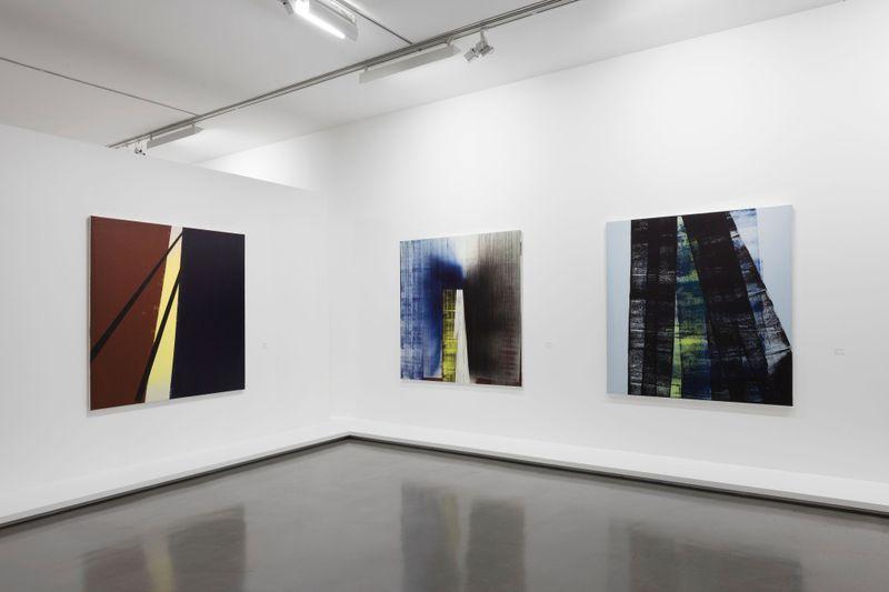 """View of the exhibition """"La fabrique du geste""""curated by Odile Burluraux at MusÉe D'art Moderne De La Ville De Paris PARIS (France), 2019"""