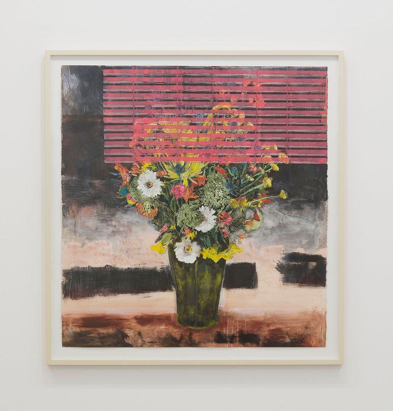 Hernan_Bas_Private Bouquet (three daisies)
