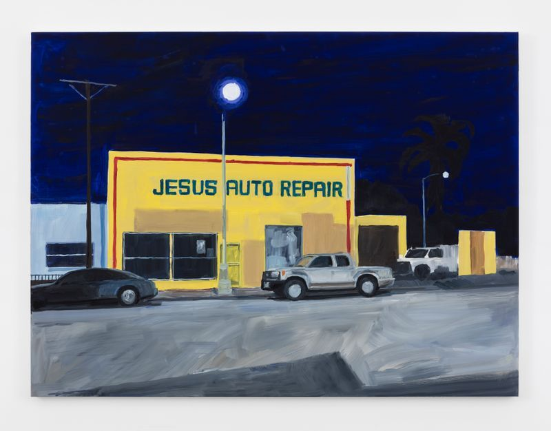 jean_philippe_delhomme_Jesus Auto Repair