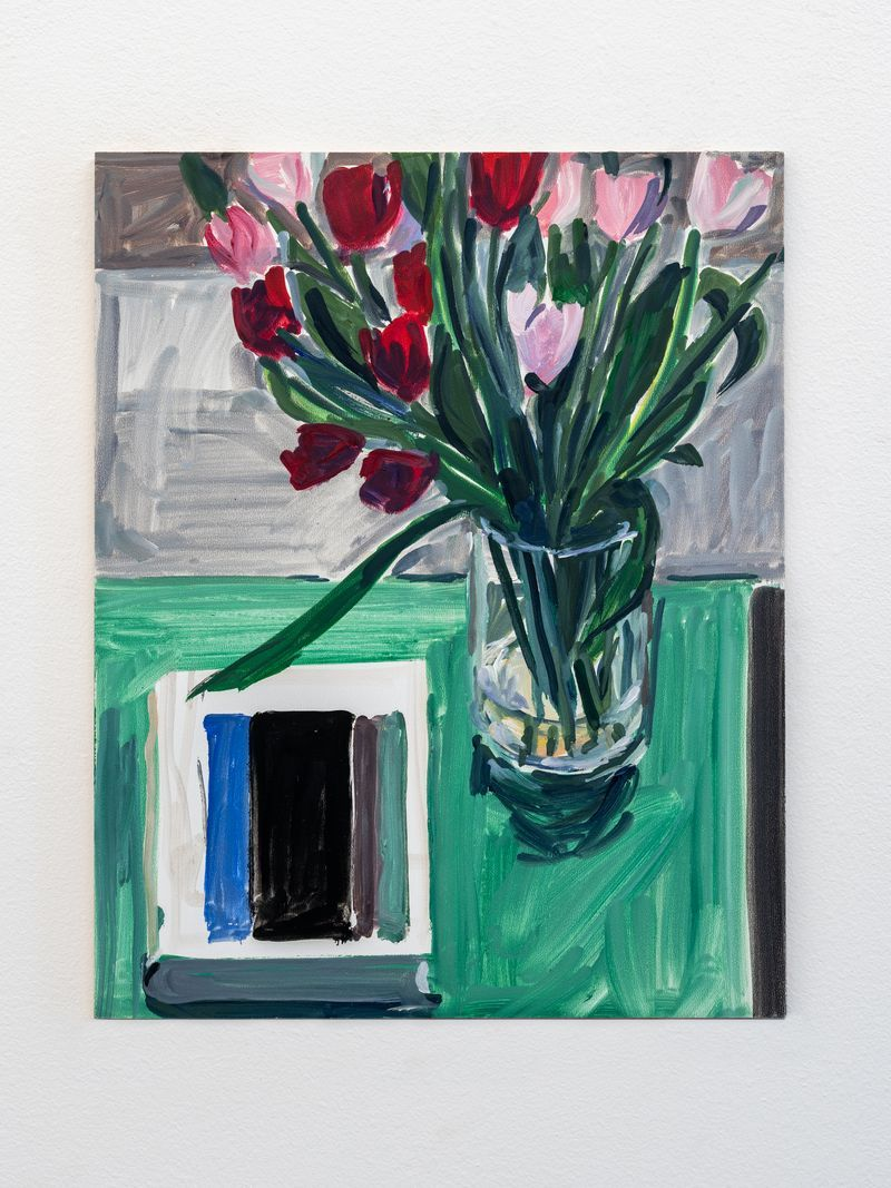 jean_philippe_delhomme_Tulips and Matisse