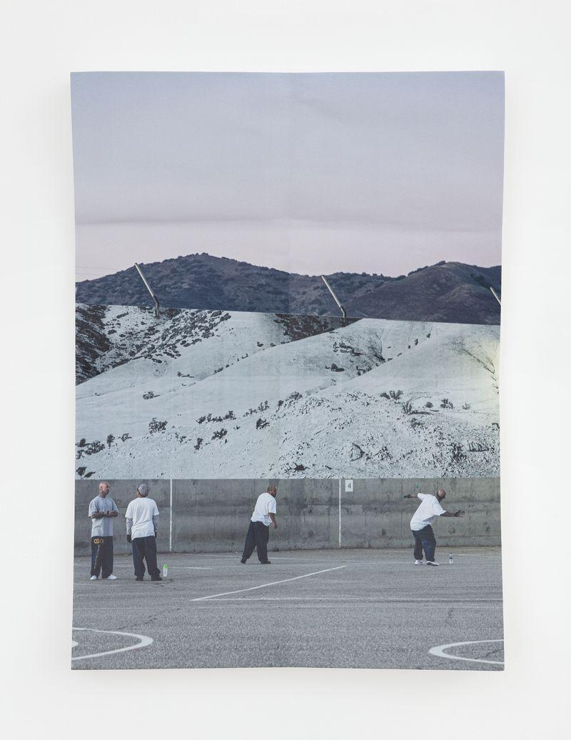 Jr_Tehachapi, Mountain, Paper Block #1, U.S.A.