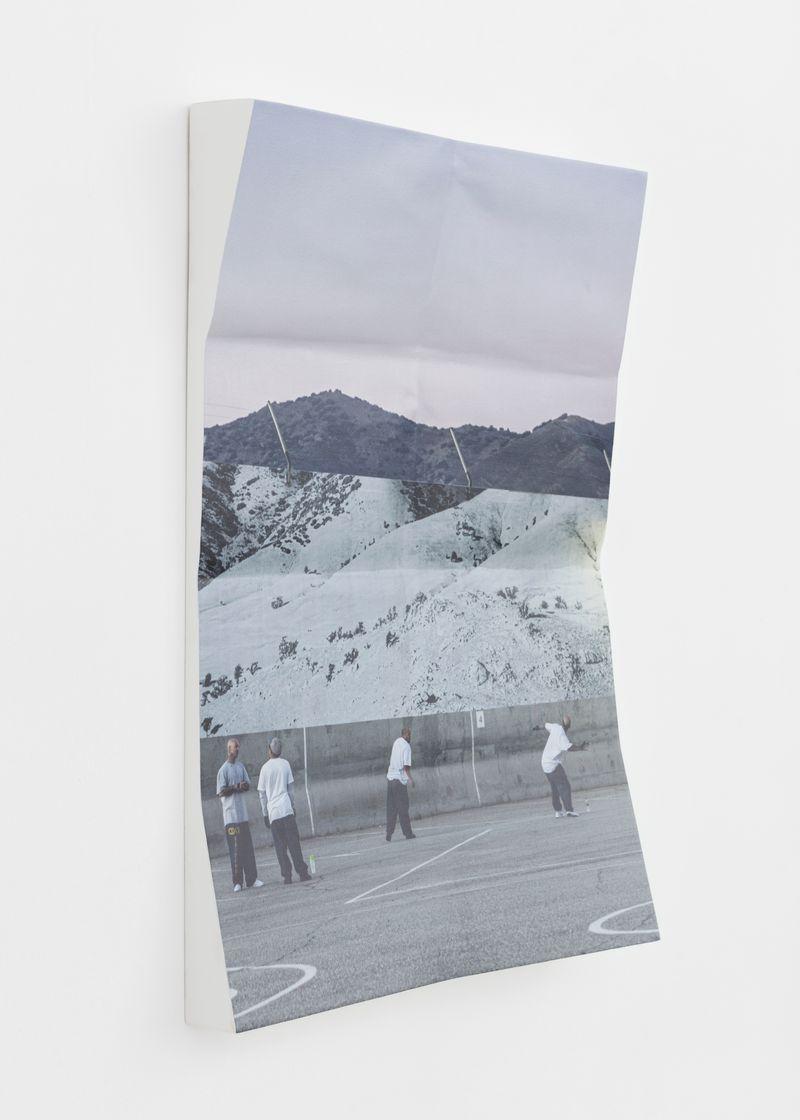 Jr_Tehachapi, Mountain, Paper Block #1, U.S.A._jr-53157_129849