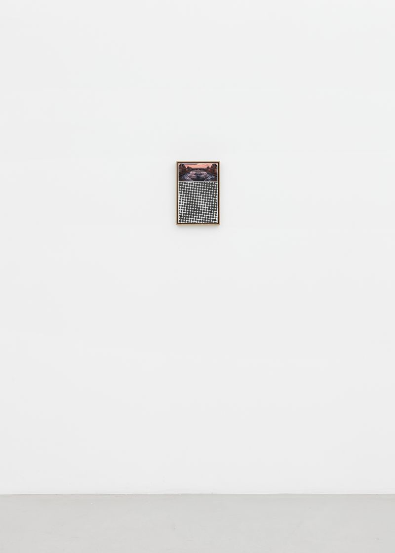 Jr_JR au Louvre et le Secret de la Grande Pyramide, Relique #3 © Pyramide, architecte I. M. Pei, musée du Louvre, Paris, France_jr-53161_126295