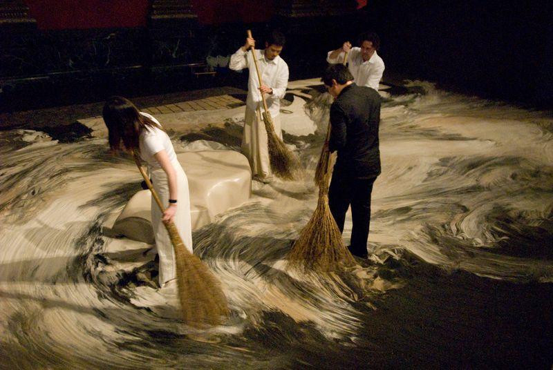 lee_mingwei_Guernica in Sand_lee_mingwei-48701_98390
