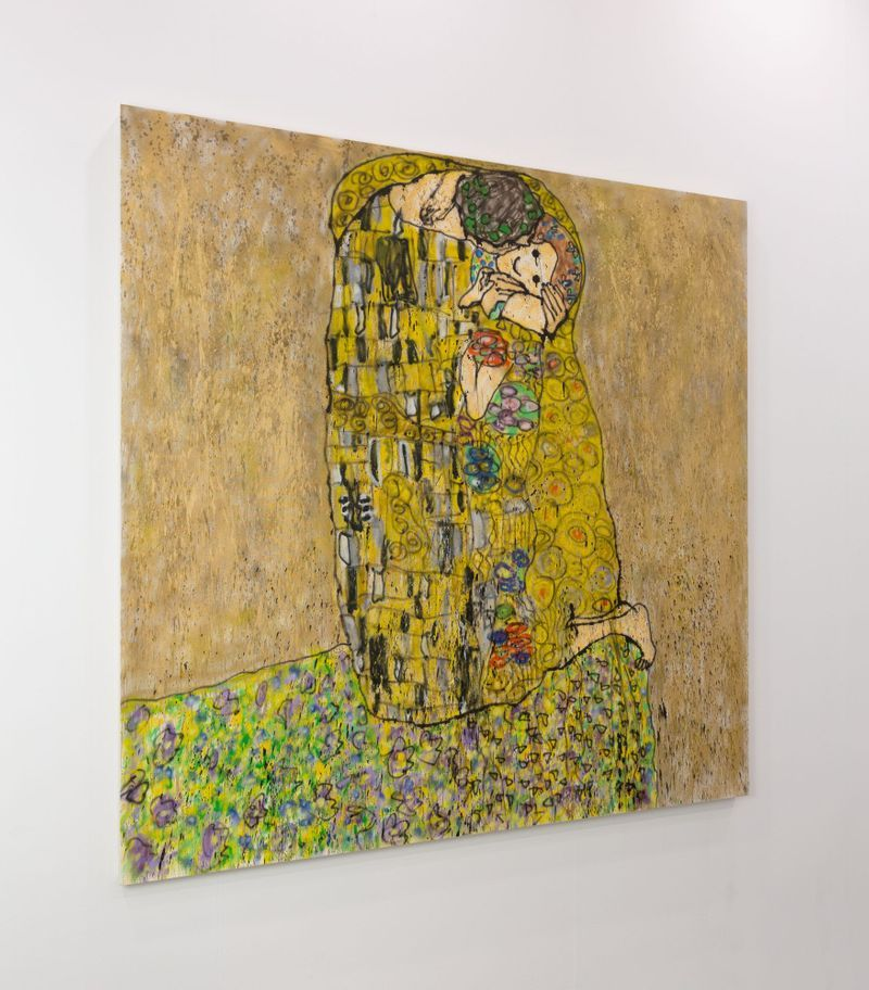 Madsaki_The Kiss II (inspired by Gustav Klimt) - TBC_madsaki-47304_93880