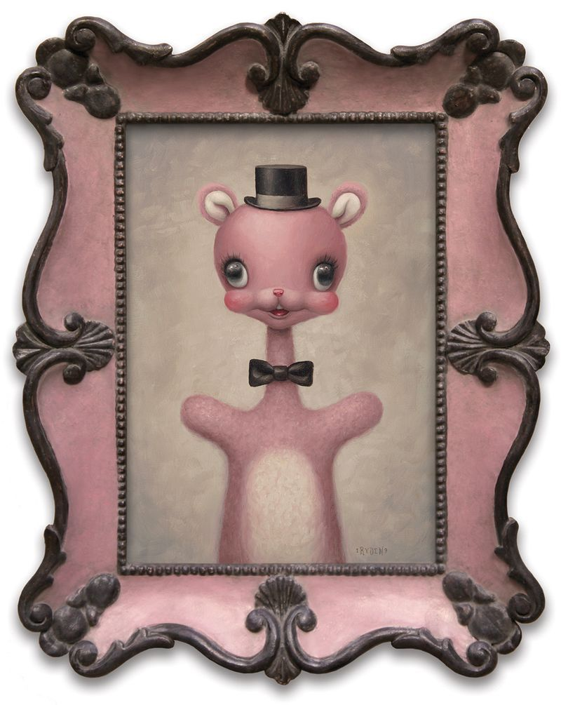 mark_ryden_Black Tie Yak (#153)
