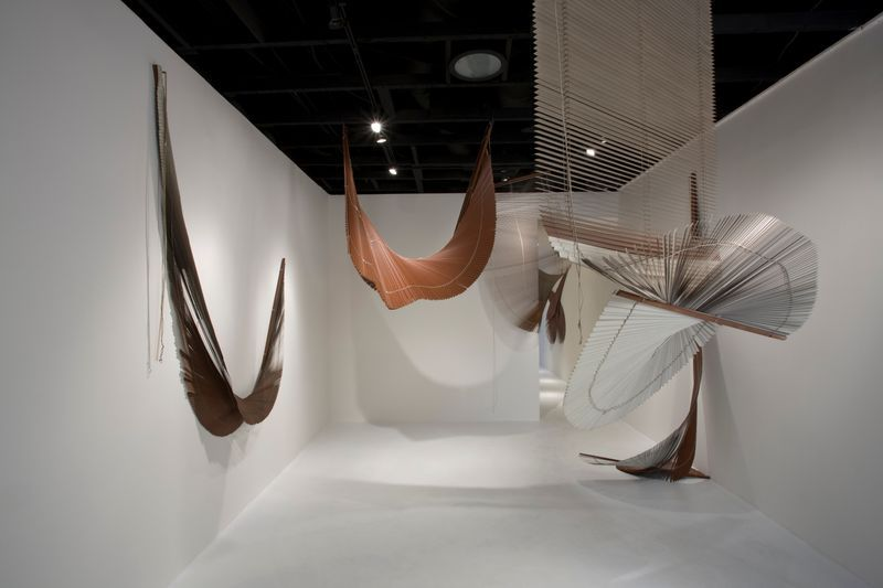 Installation at Michael Benevento, Los Angeles, USA