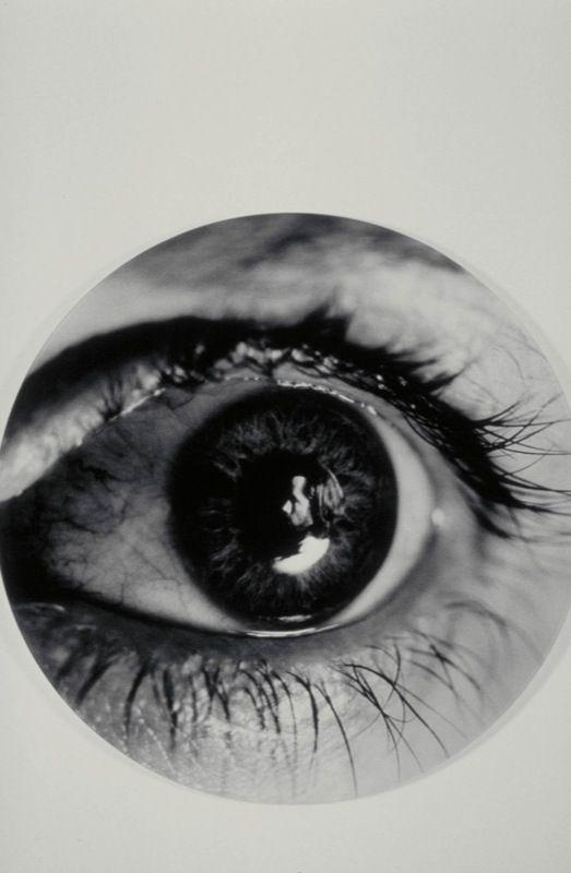 Maurizio_Cattelan_Reflection in his eyes_maurizio-cattelan-1669_1803