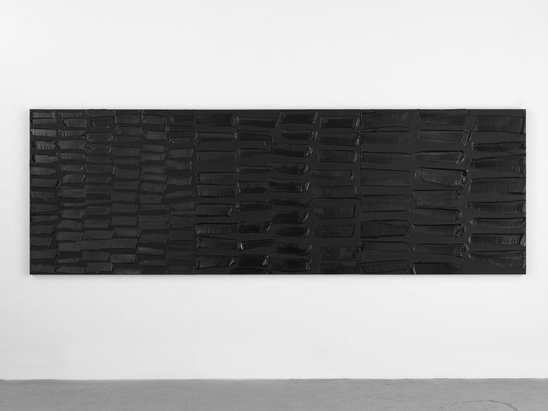 Pierre_Soulages_Peinture 130 x 390 cm, 6 août 2012