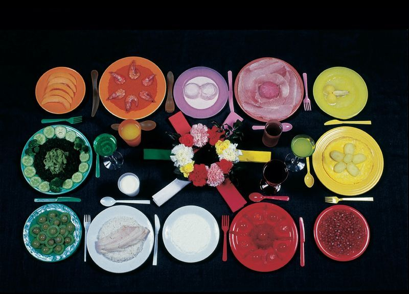 Sophie_Calle_The chromatic diet_sophie-calle-14386_32096
