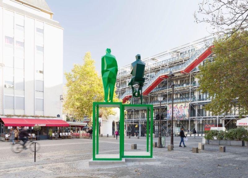 Xavier_Veilhan2_Renzo Piano & Richard Rogers_xavier-veilhan-17432_47482
