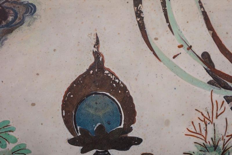 Zhen_Xu_Evolution-North Wall of Mogao Cave No.172, Mma Ji Mask / 進化-莫高窟172窟主室北壁、瑪基面具_zhen-xu-42688_49125