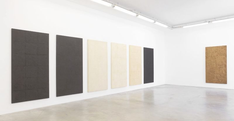 "Exposition Chung Chang-Sup ""Meditation"", Galerie Perrotin, Paris, June 4 - August 1, 2015"