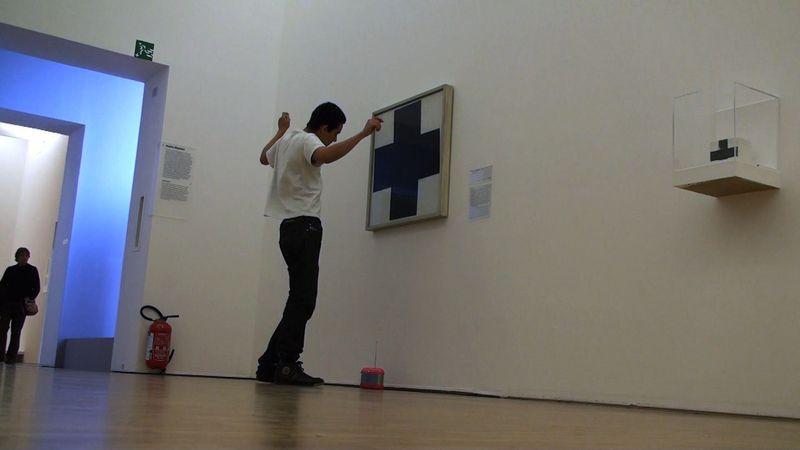 """Iván Argote, """"Feeling """", 2009"""