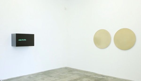 """Soleil Double"" at Galerie Perrotin, Paris, September 6 to October 31, 2014"