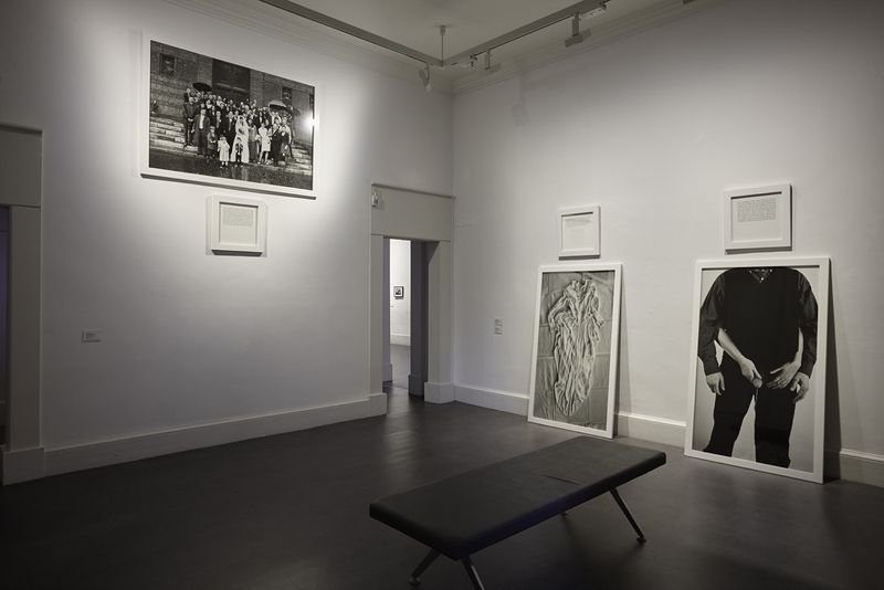 "Sophie Calle ""What We Call Love"" - installation view"