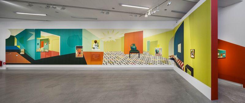 "Jens_Fange_View of the group exhibition ""Här-Nu / Here-Now"" at Artipelag  Stockholm (Sweden), 2014_10459_1"