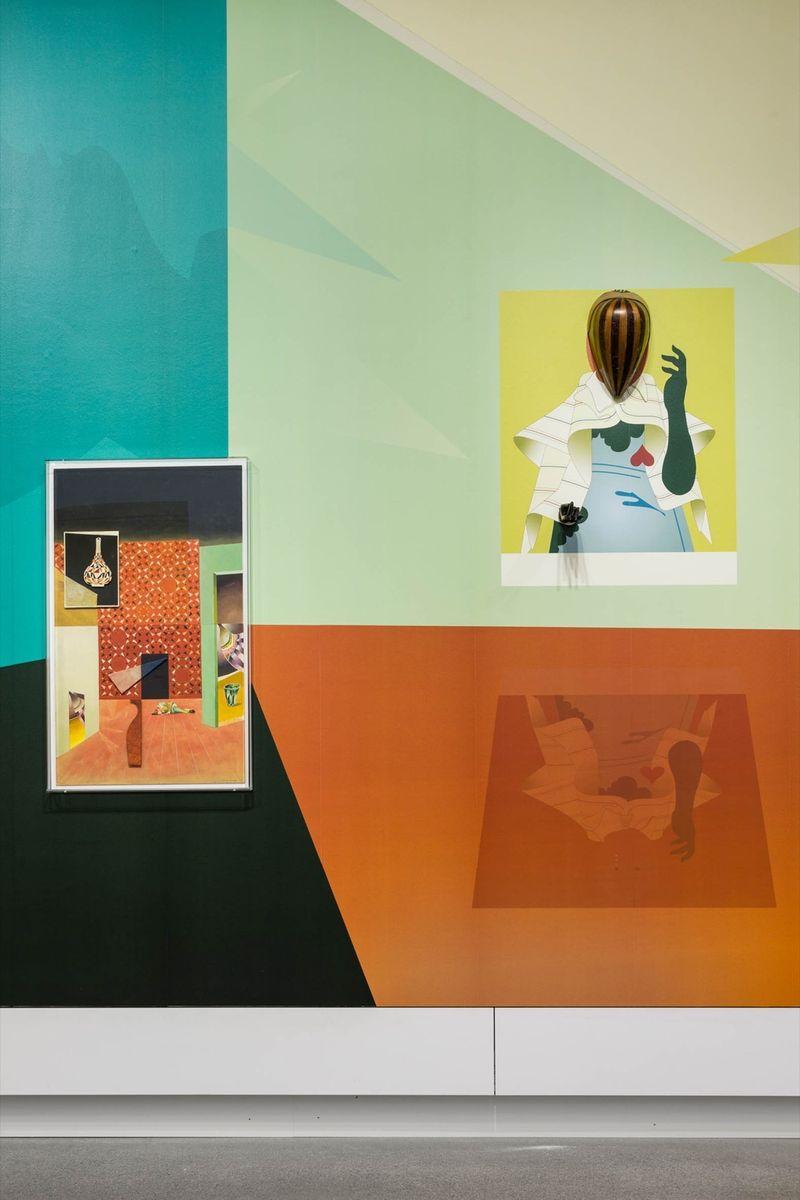 "Jens_Fange_View of the group exhibition ""Här-Nu / Here-Now"" at Artipelag  Stockholm (Sweden), 2014_10460_1"