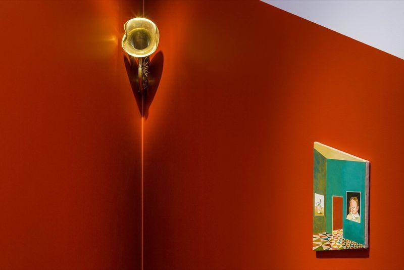 "Jens_Fange_View of the group exhibition ""Här-Nu / Here-Now"" at Artipelag  Stockholm (Sweden), 2014_10463_1"
