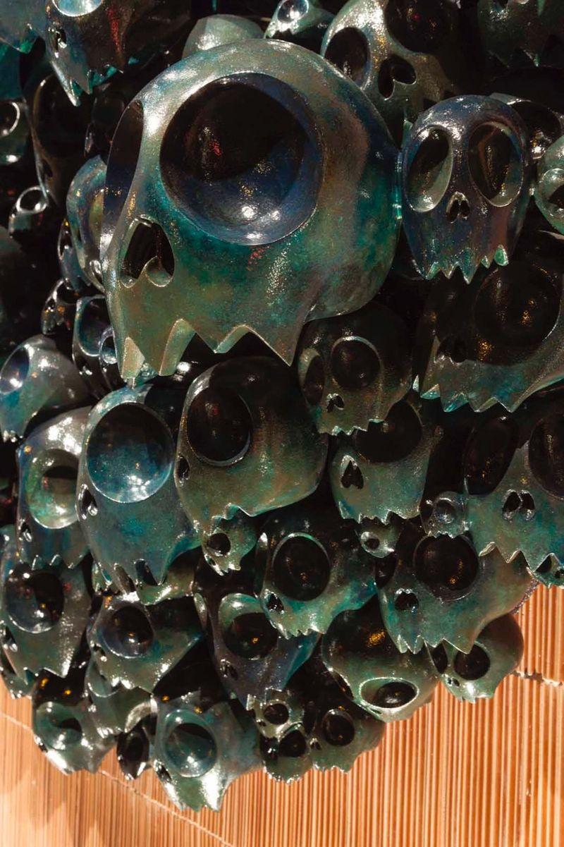"Takashi_Murakami_View of the exhibition ""Takashi Murakami Arts Projects Ibiza in Partnership with Blum and Poe"" at Ibiza Gran Hotel  Ibiza (Spain), 2015_10498_1"