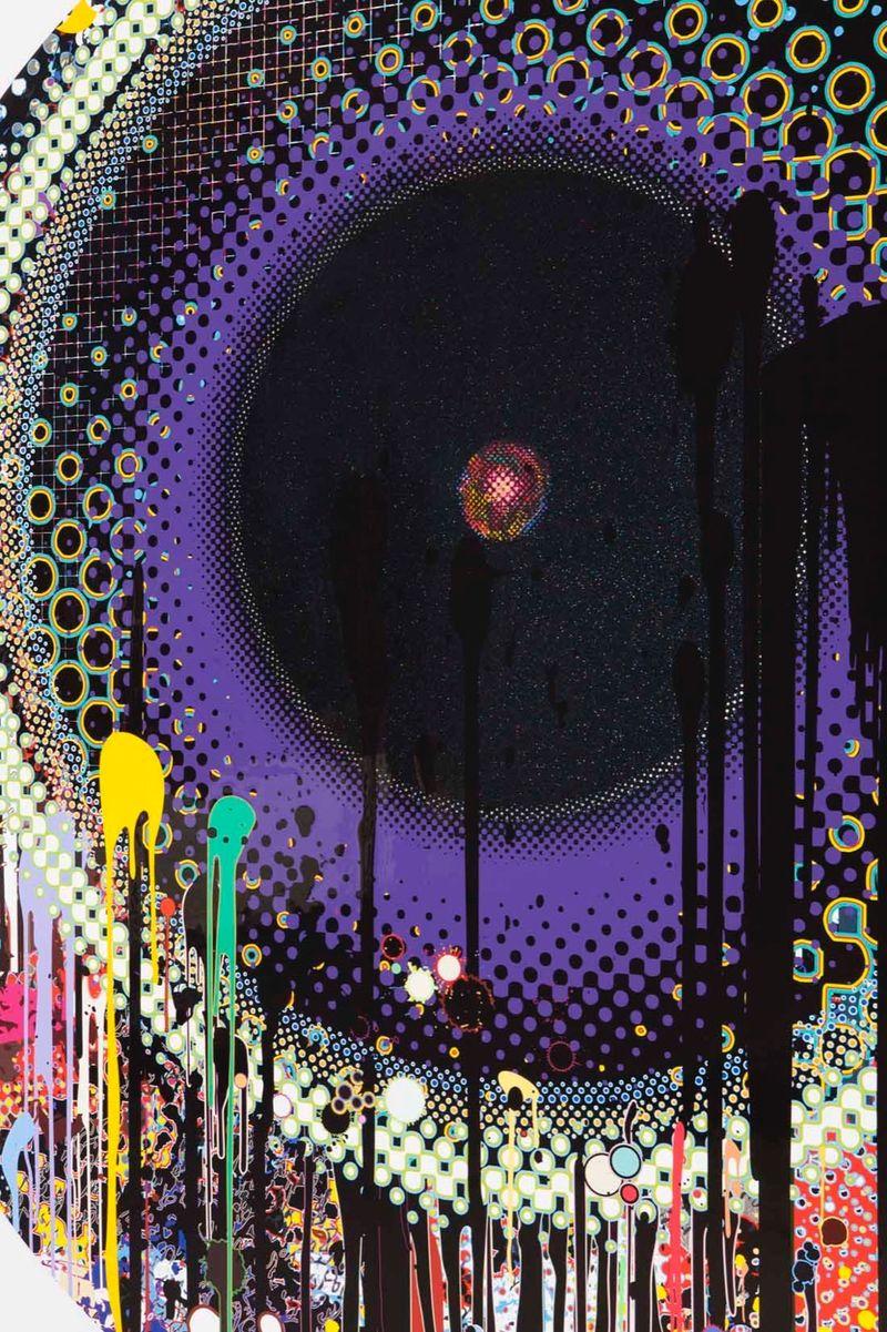 "Takashi_Murakami_View of the exhibition ""Takashi Murakami Arts Projects Ibiza in Partnership with Blum and Poe"" at Ibiza Gran Hotel  Ibiza (Spain), 2015_10522_1"